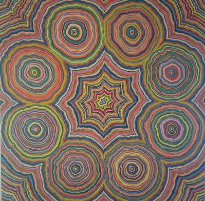 Yunior Mariño, 'Mantra 75', 2017