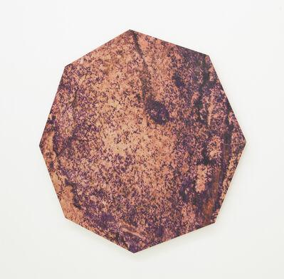 Emmett Moore, 'Granite Octagon (Red)', 2012