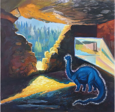 Thomas John Carlson, 'Fossil Fuel (small)', 2019