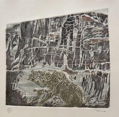 Francisco Toledo, 'Animal in Winter', ca. 1980
