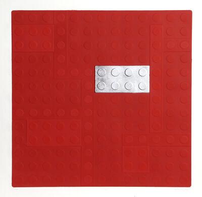 Matteo Negri, 'Lego (Red)', 2009