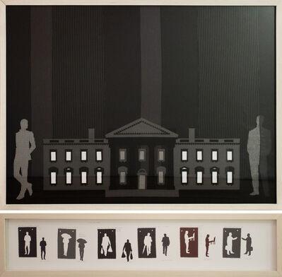Jaime Ávila, 'Sastrería Americana. La Casa Blanca II', 2020