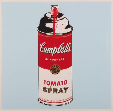 Mr. Brainwash, 'Tomato Spray', 2009