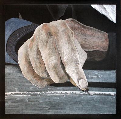 Tim Pitsiulak, 'Qiatsuq's Hand', 2015