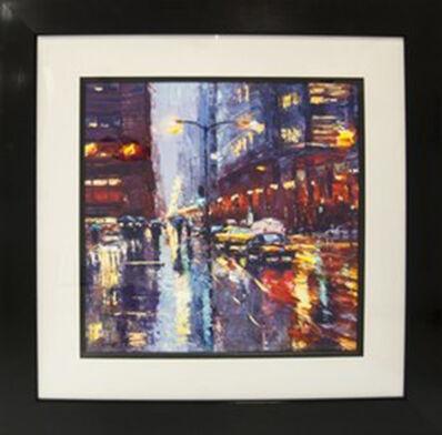 Elena Bond, 'Radiant Glow of City Lights', 2016