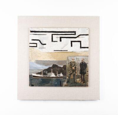 Simon Stone, 'Two Men + a Ship ', 2020