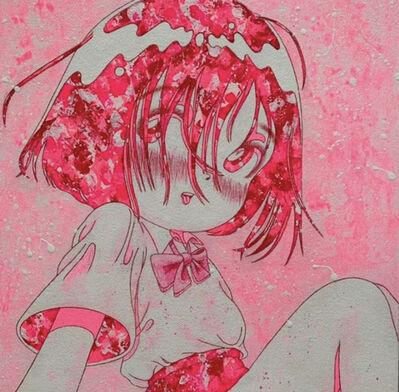 Kojiro Matsumoto, 'Red Jelly', 2019