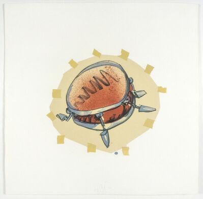 Claes Oldenburg, 'Snare Drum', 1972