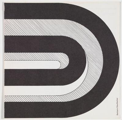 Barbara Stauffacher Solomon, 'San Francisco Museum of Art program guide, August 1967', 1967