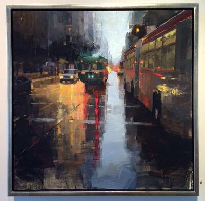 Jacob Dhein, 'Market Street Traffic', 2016