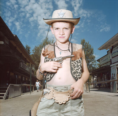 Naomi Harris, 'Sheriff, Westernstadt Pullman City, Eging am See, Germany', 2008-2015