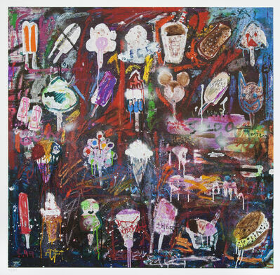 Gregory Siff, 'Sold Out Helado', 2015