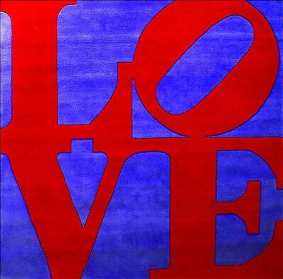 Robert Indiana, 'Chosen Love (After R. Indiana)', 1995