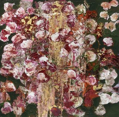 Simafra, 'Il Giardino Rosso (The Garden Red) '