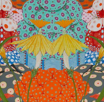 Mari Ito, 'Origen del deseo - Ritmo de alegría II', 2019