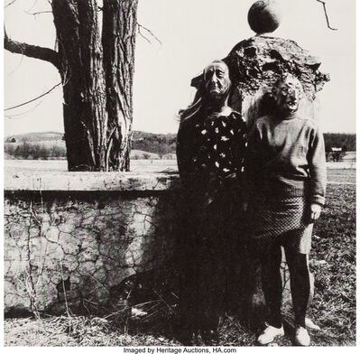 Ralph Eugene Meatyard, 'The Family Album of LucyBelle Crater', 1974