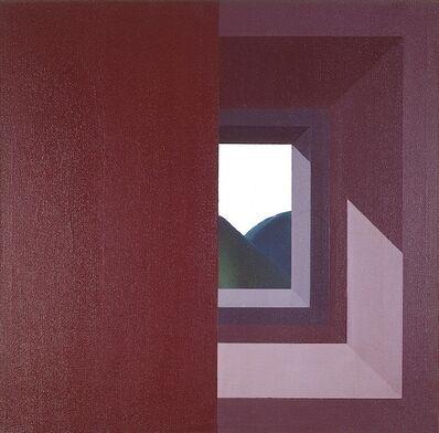 Ana Mercedes Hoyos, 'Ventana', 1975