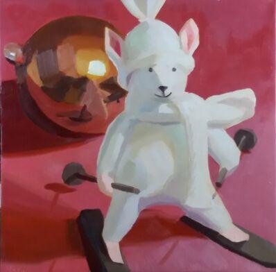 Yuri Tayshete, 'Ski Mouse and a Glass Ball Ornament', 2019