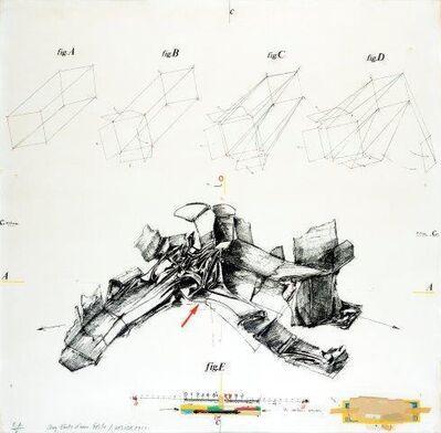 Vladimir Velickovic, 'Aux états d'une toile'