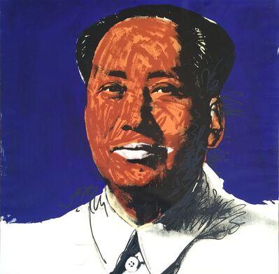 Andy Warhol, 'Mao #98', 1972