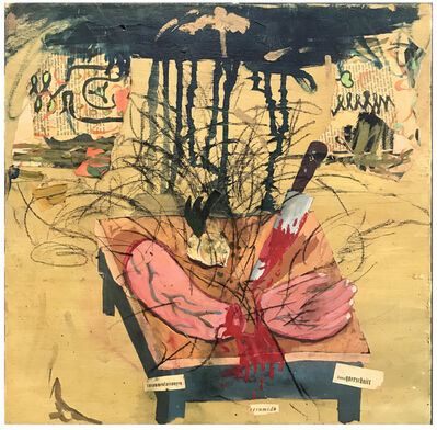 Manuel Ocampo, 'Untitled', 1990