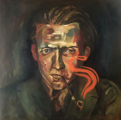 Anthony Giordano, 'Up in Smoke', 2018