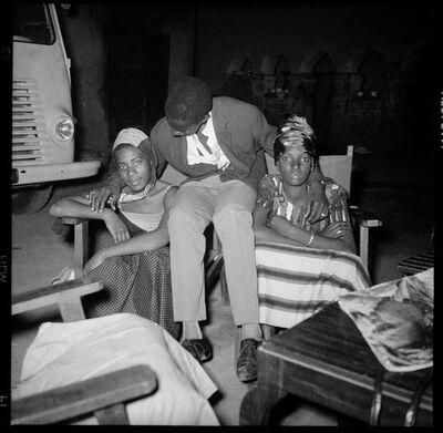 Malick Sidibé, 'Soiree entre amis', 1964