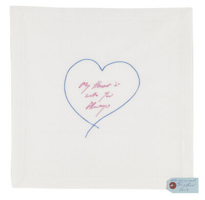 Tracey Emin, 'My Heart is With You Always', ca. 2014