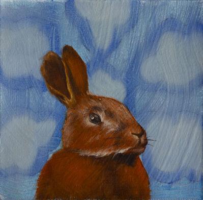 Carl Linstrum, 'Habitat #6 [Rabbit]', 2019