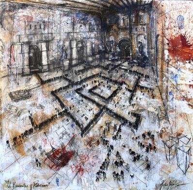 Gustavo Diaz Sosa, 'Series: De Burócratas y Padrinos', 2015