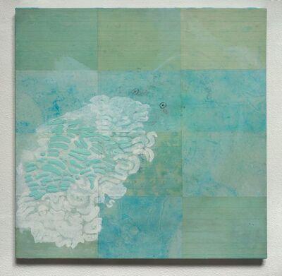 Ellen Gallagher, 'Study for Hydropoly Spores', 2017
