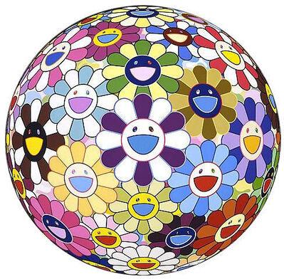 Takashi Murakami, 'Flower Ball-Kindergarten', 2011