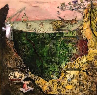 Josh Dorman, 'Emerald Pool', 2018