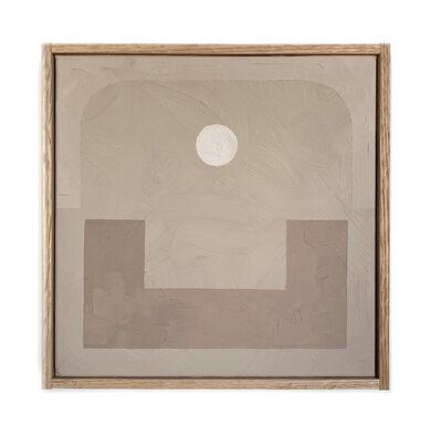 Carla Weeks, 'Monochrome Study in Grey 4', 2020