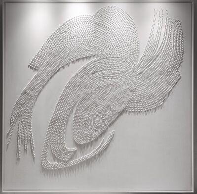 Jane Puylagarde, 'White Cosmos', 2016