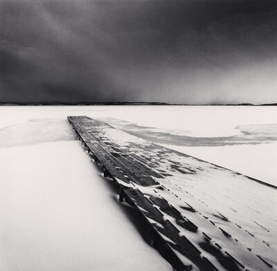 Michael Kenna, 'Stark Outlook, Kucharo Lake, Hokkaido, Japan', 2004