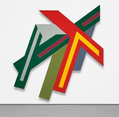 Frank Stella, 'Narowla II', 1971