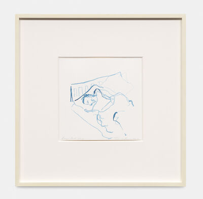 Tracey Emin, 'keep this way', 2012