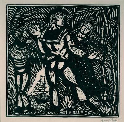 Raoul Dufy, 'La Danse', 1910
