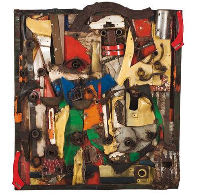 Gonçalo Mabunda, 'Untitled'