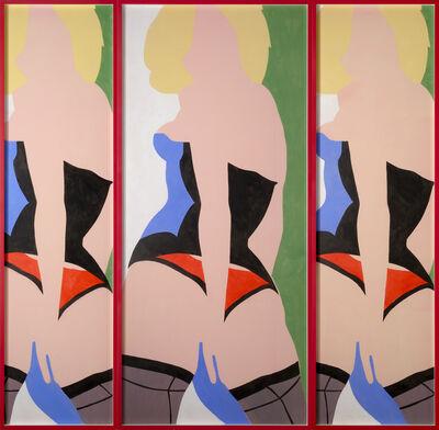 Antony Donaldson, 'To blue films', 2008