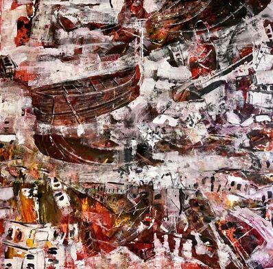 Carlos Santiago, 'Moviemiento y Reconstrucción', 2018-19