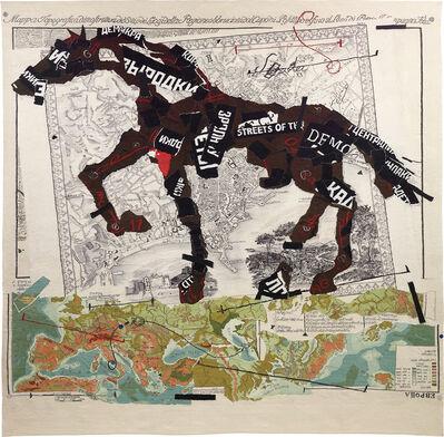 William Kentridge, 'Streets of the City', 2009