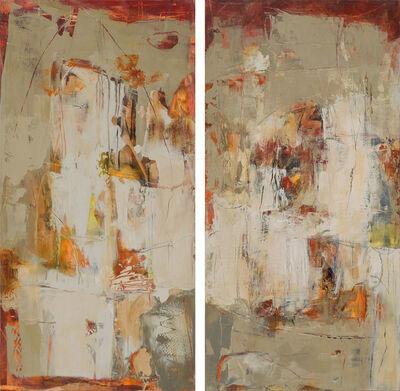 Martha Rea Baker, 'Canyonlands I & II', 2018