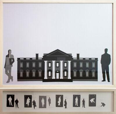 Jaime Ávila, 'Sastrería Americana. La Casa Blanca I', 2020