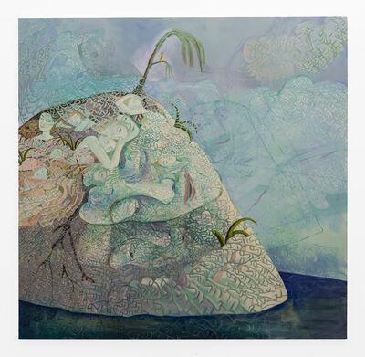 Marlene Steyn, 'Islet of eyelids', 2020