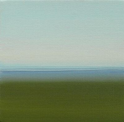 Lisa Grossman, 'Horizon - Green 4', 2014