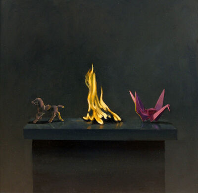 Neil Christensen, 'Fire Series #2', 2016