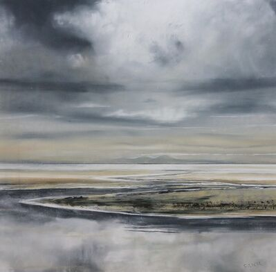 Helen Fryer, 'Low tide reflections', 2020