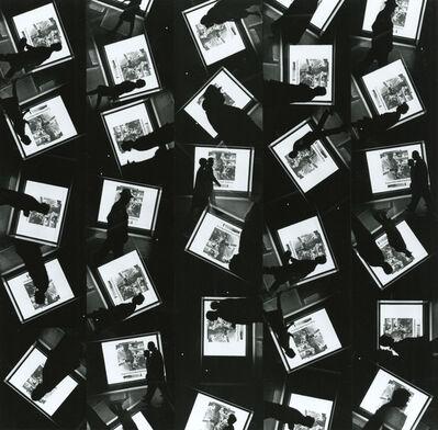 Ray K. Metzker, 'Gumball', 1966